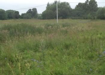 Продам земельный участок -чернозем