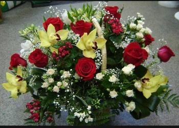 Продавец-флорист с опытом