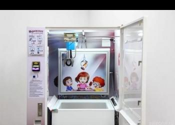 Вендинговый автомат мороженого Хватайка