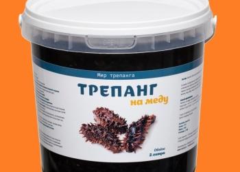Трепанг на меду от производителя! Качество 100% Соотношение 60/40