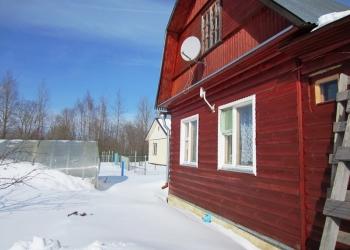 Дом 104 м2 (10 соток) в 100 км от Москвы