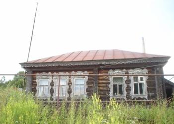 Дом 78 м2, земля 1га, Лукояновский район
