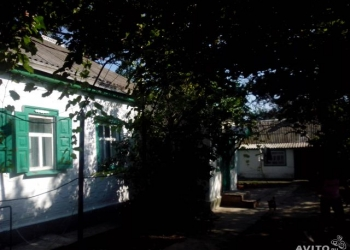 Дом 54 м2 у лимана станица Бриньковская Краснодарский край