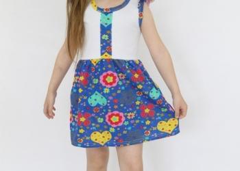 Милаша-платья для девочек от производителя