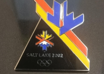 Значок Солт Лейк 2002