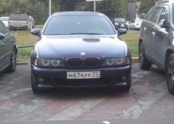 BMW 5er, 2000 Копия М-5 в идеальном состоянии.