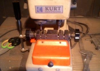 Станки для изготовления ключей KURT, Wenxing