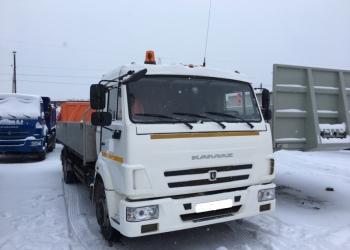 КАМАЗ грузовой 7 тонн, грузоперевозки, аренда