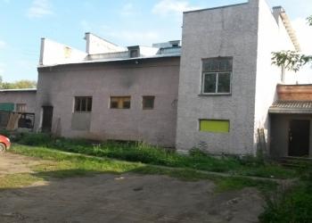 Продам здание с земельным участком