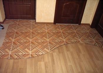 Укладка кафельная плитки