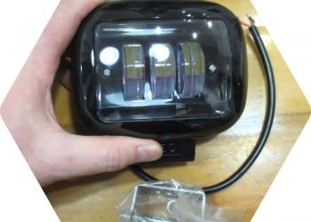 Светодиодная фара дополнительного света 30W