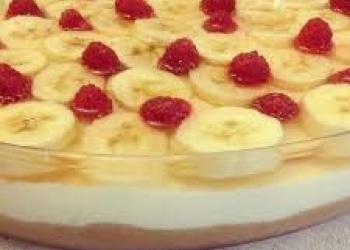 Желейные Десерты из творога ческейки