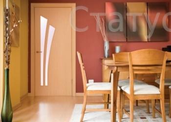Межкомнатные ламинированные двери по привлекательной цене
