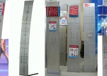 Буклетницы из перфолиста с поставкой в Пензенскую область. Выгодные цены!