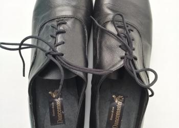 Мужские туфли для танцев. Латина, бальные.