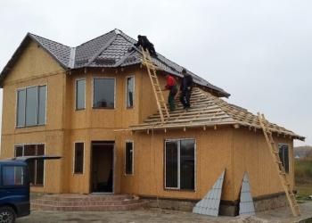 Строительство домов из сип панелей 8500 р/квм