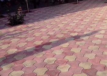 Тротуарная плитка Брусчатка от производителя