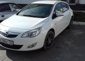 Opel Astra, 2012 1.6 115л.