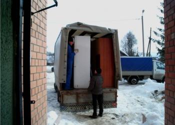 Квартирный переезд на удлиненной газели из Липецка в любой город России