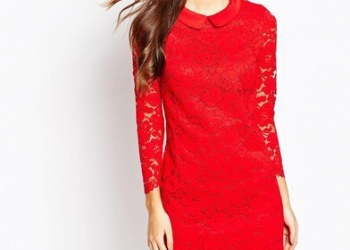 Кружевное платье Ted Baker