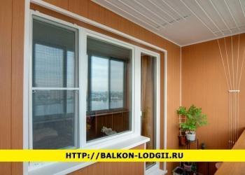 Остекленение и отделка балконов/лоджий под ключ. Скидка -33% сегодня ! Звони!