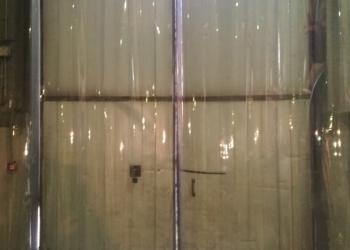 Полосовые ленточные прозрачные ПВХ завесы на проемы, ворота, холод. камеры