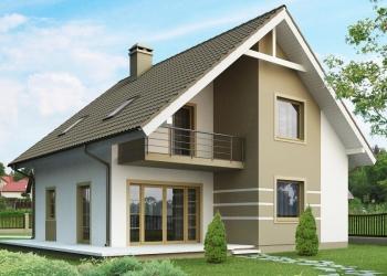 Доступные каркасные домостроения