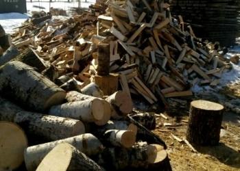 Доски и дрова. Селино