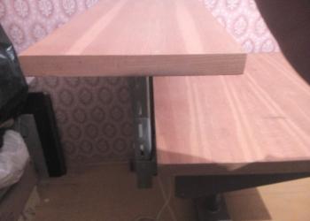 Компьютерный стол с регулировкой высоты