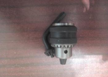 Патрон для дрели 1-9 мм В12