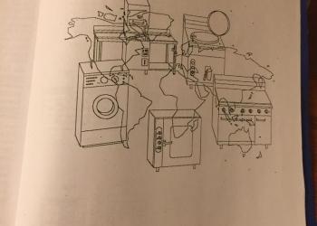Плита газовая промышленная CG961A