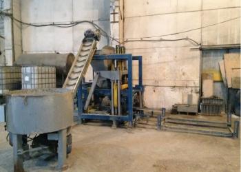 Продам мини-завод по производству пескоцементных блоков
