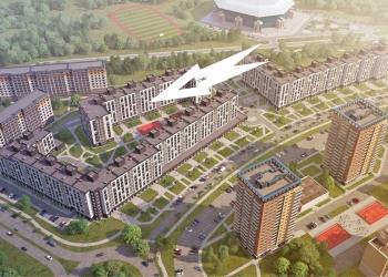 2-к квартира, 54 м2, 5/9 эт. р-н Сельма в Калининграде недорого!