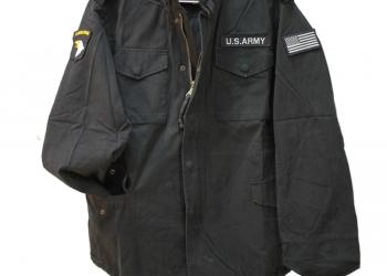 Куртка М-65 новая, XXXL, XXL, хлопок