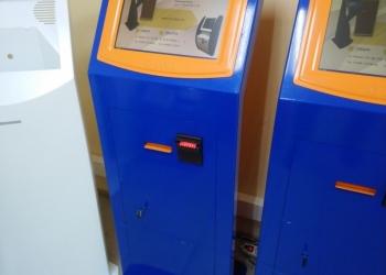 Платежные терминалы в корпусах ОСМП 3.