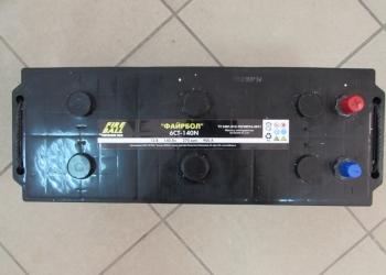 Аккумуляторная батарея fireball 140 Ah новая