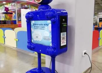 Вендинговый аппарат N-Kids. Игровой автомат