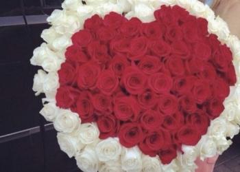 101 роза по цене закупки