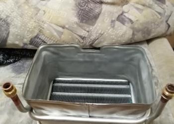 Продам теплообменник для газовой колонки Vaillant