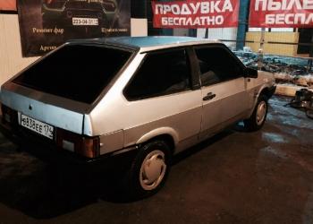 ВАЗ 2108, 2001