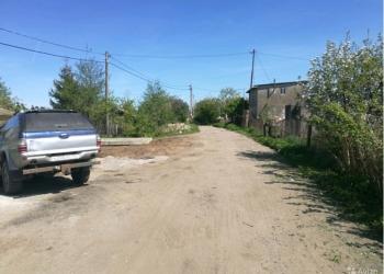 Земельный участок с домиком в Люблино Новое