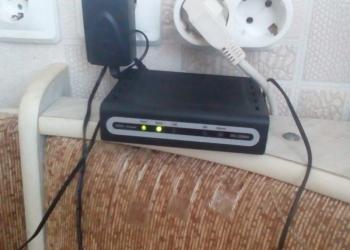 Продаю Роутер D-Link DSL-2500U adsl2+