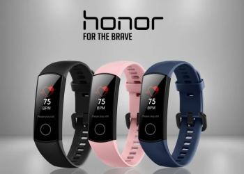 Honor band 4