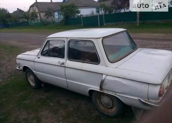 ЗАЗ 968 А Запорожец, 1980 40 л.с.Коллекционный вариант