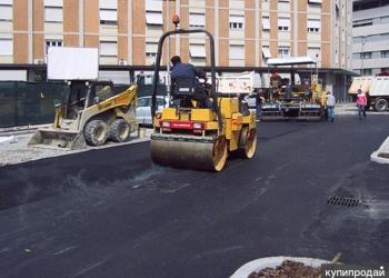 Асфальтирование,ремонт дорог