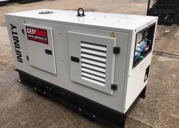 Дизель генератор от 30-550 кВт GenMac(Iveco-Италия)