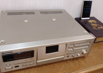 Топ кассетная дека Pioneer T-1000S