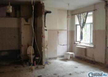 Демонтаж старых квартир