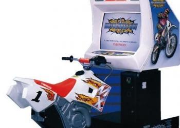 Детские игровые автоматы (видео симуляторы)