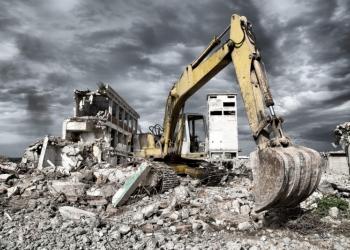 Демонтаж зданий и помещений любой сложности